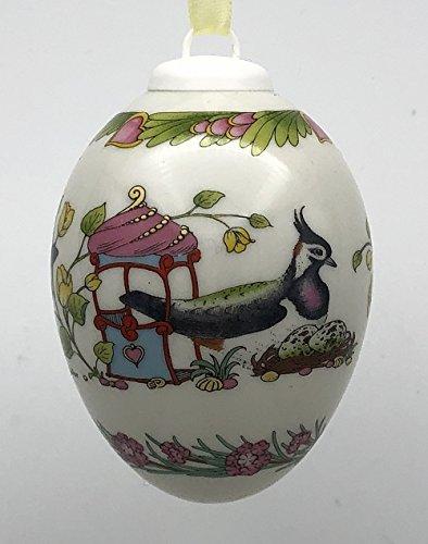 Hutschenreuther Das Ei 1999 ohne Originalverpackung - Jahresei - Osterei - aus Porzellan