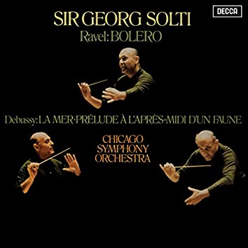 Debussy: Prélude à l'après-midi d'un faune; La Mer / Ravel: Boléro