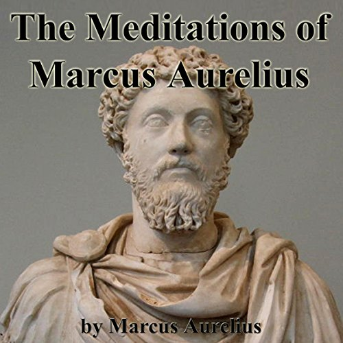 The Meditations of Marcus Aurelius  cover art