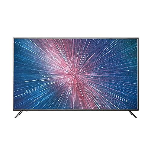 VOCD Smart TV LED HD Portátil, TV Digital HD, Imagen De Resolución Clara De Alta Definición, Pantalla LCD De Red WiFi, Luz Anti-Azul para Ahorro De Energía
