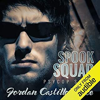 Spook Squad cover art
