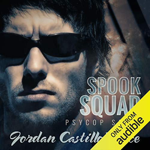 Spook Squad audiobook cover art