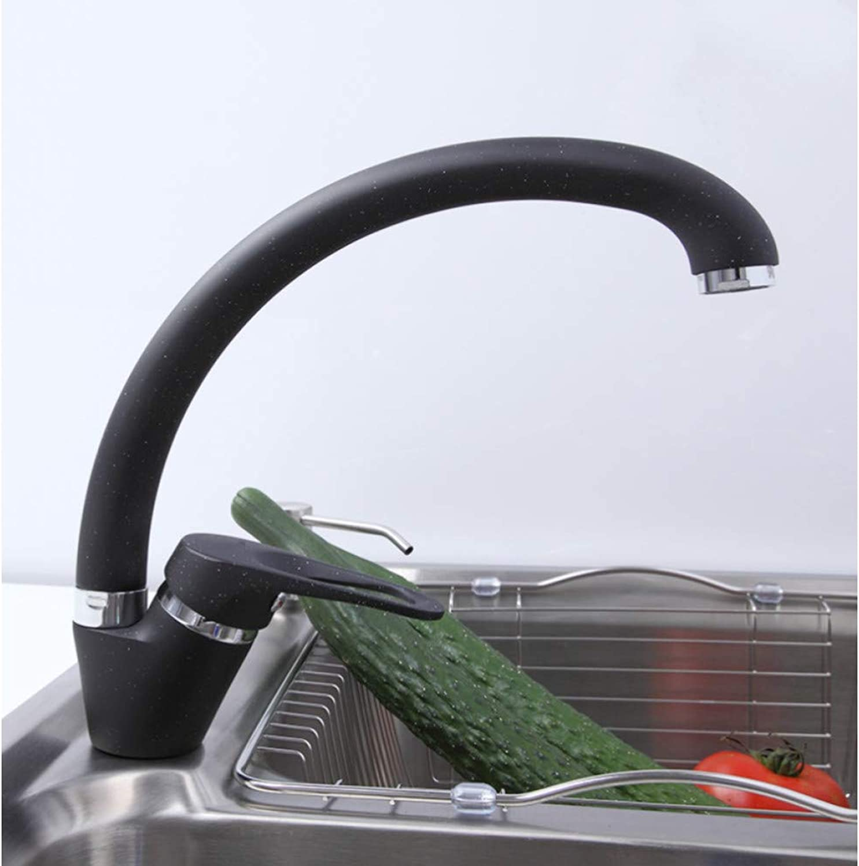 ZHFJGKR&ZL Wasserhahn Küchenhahn Spülbecken Wasserhahn Wasserhahn Deck InsGrößetion Messing Wasserhahn Wasserhahn