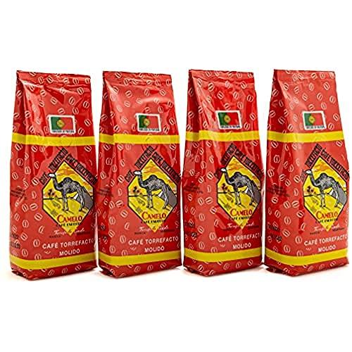 Café Camelo torrefacto molido (4 x 250 gr)