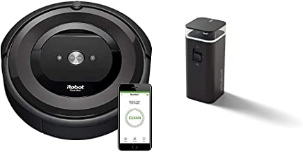 iRobot Roomba E5 (5150) Robot Vacuum Dual Mode Virtual Wall Barrier Compatible with Roomba 600/700/800/900 Series