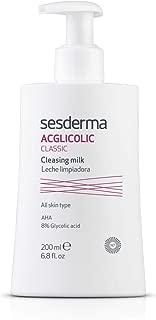 Sesderma Acglicolic Classic Cleansing  Milk, 6.8 Fl Oz