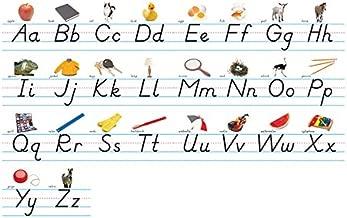 Best d'nealian alphabet chart Reviews