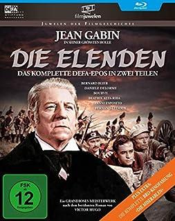 Die Elenden / Die Miserablen - Der legendäre Kino-Zweiteiler (DEFA Filmjuwelen) [Blu-ray]