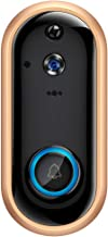 Wireless Video Doorbell, SDETER 1080P Home Security Rechargeable CCTV Battery Camera with Two-Way Audio Motion Detection Night Vision Cloud Storage Real-time Video
