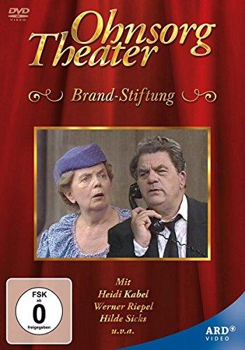 Ohnsorg Theater: Brand-Stiftung