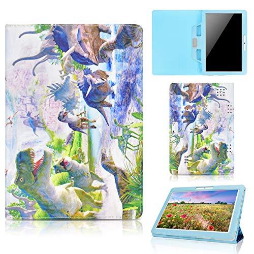 KATUMO Tablet 10 Pulgadas Funda Universal - Funda para LNMBBS Tab 10, YESTEL Tab 10, MEBERRY Tab 10, AOYODKG Tab 10, YOTOPT Tab 10, Dragon Touch Max10 Carcasa 10,1 Pulgadas