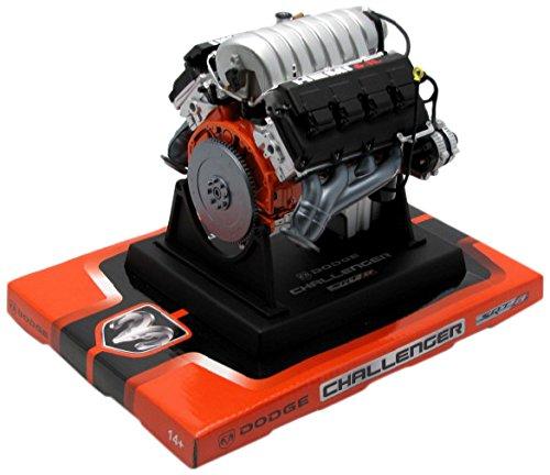 Liberty Classics - 84033 - Véhicule Miniature - Modèle À L'échelle - Dodge Moteur Challenger 6.1 SRT - Echelle 1/6