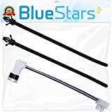 W10258275 Dishwasher Bimetal Thermal Fuse by Blue Stars - Exact Fit for Whirlpool & Kenmore Dishwashers - Simple Instruction Included - Replaces 661663 PS2360984 AP4423189