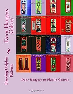 Best plastic canvas door hanger patterns Reviews