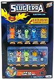 Slugterra, Exclusive Slug Figures 10-Pack [Includes 3 Exclusive Guardian Slugs] by SLUGTERRA