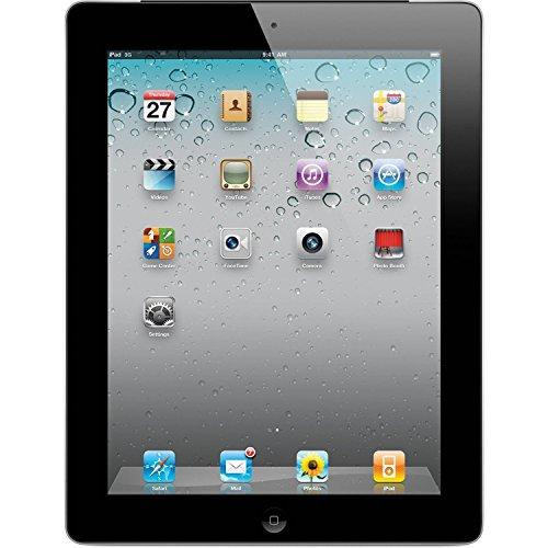 Apple iPad 3rd Generation 64GB Wi-Fi Black (Refurbished)