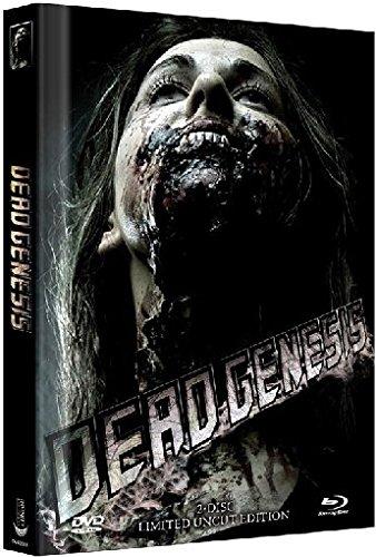 Dead Genesis - Uncut/Mediabook  (+ DVD) [Blu-ray] [Limited Edition]