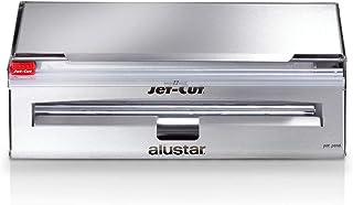 Jet-Cut Inox+ Dispenser Inclusief Vershoudfolie En Aluminiumfolie, Gastronomie, Roestvrij Staal, 30 cm