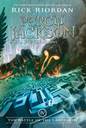 Battle of the Labyrinth, The (Percy Jackson and the Olympians, Book 4) (English Edition)