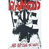 RANCID POSTER AND OUT COMES THE WOLVES