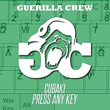 Press Any Key