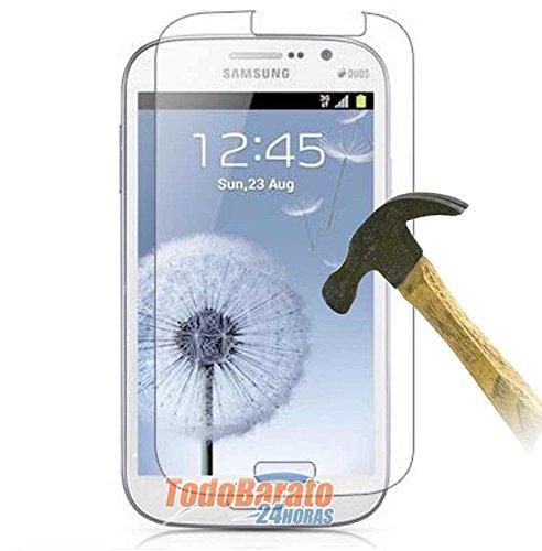 Protector de Cristal Templado Compatible con Samsung Galaxy Grand Neo Plus