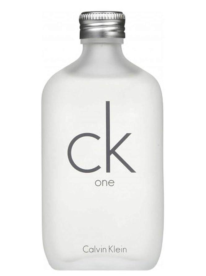スリップシューズ検出満了カルバン クライン 香水 シーケーワン (CK ONE) EDT SP 100ml 【並行輸入品】