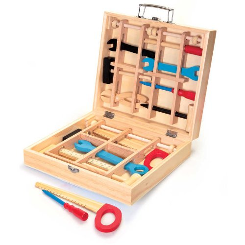 Tobar - Maletín de herramientas de juguete (19068)