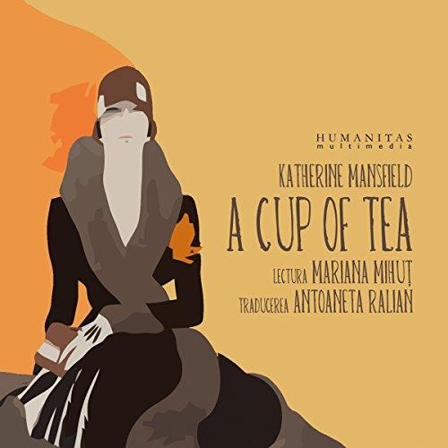 A cup of tea audiobook cover art