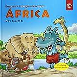 Pascual el dragón descubre África: Cuentos interactivos para conocer culturas y ayudar a los demás: Conoce a los masais: 3 (Pascual el dragón descubre el mundo)