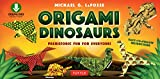 Origami Dinosaur: Prehistoric Fun for Everyone!: Origami Book with 20 Fun Projects and Printable Origami Papers: Great for Kids and Parents (English Edition)