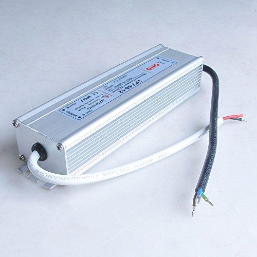 Transformador LED a prueba de agua IP67 Adaptador de transformador de fuente de alimentación LED…