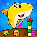 Ideal for preschool kids (1-5 years) 350+ educational games and activities Cute characters and animations Huge variety of puzzles and games Completely ad-free