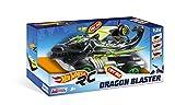 Hot Wheels-63503 Coche, Color Negro (Mondo SPA 63503)