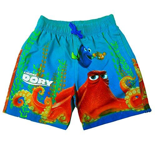 Kinder Offiziell Lizenziert Disney Finding Dory Badehose Holiday Strand Badehose - Baumwolle, Finding Dory, 95% baumwolle 5% elasthan, Jungen, 98