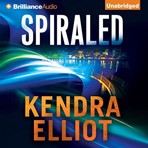 Spiraled audiobook cover art