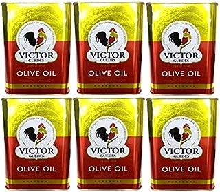 Victor Guedes - Olive Oil - 6.76 Fl Oz (PACK OF 6) | Azeite de Oliva - 200ml