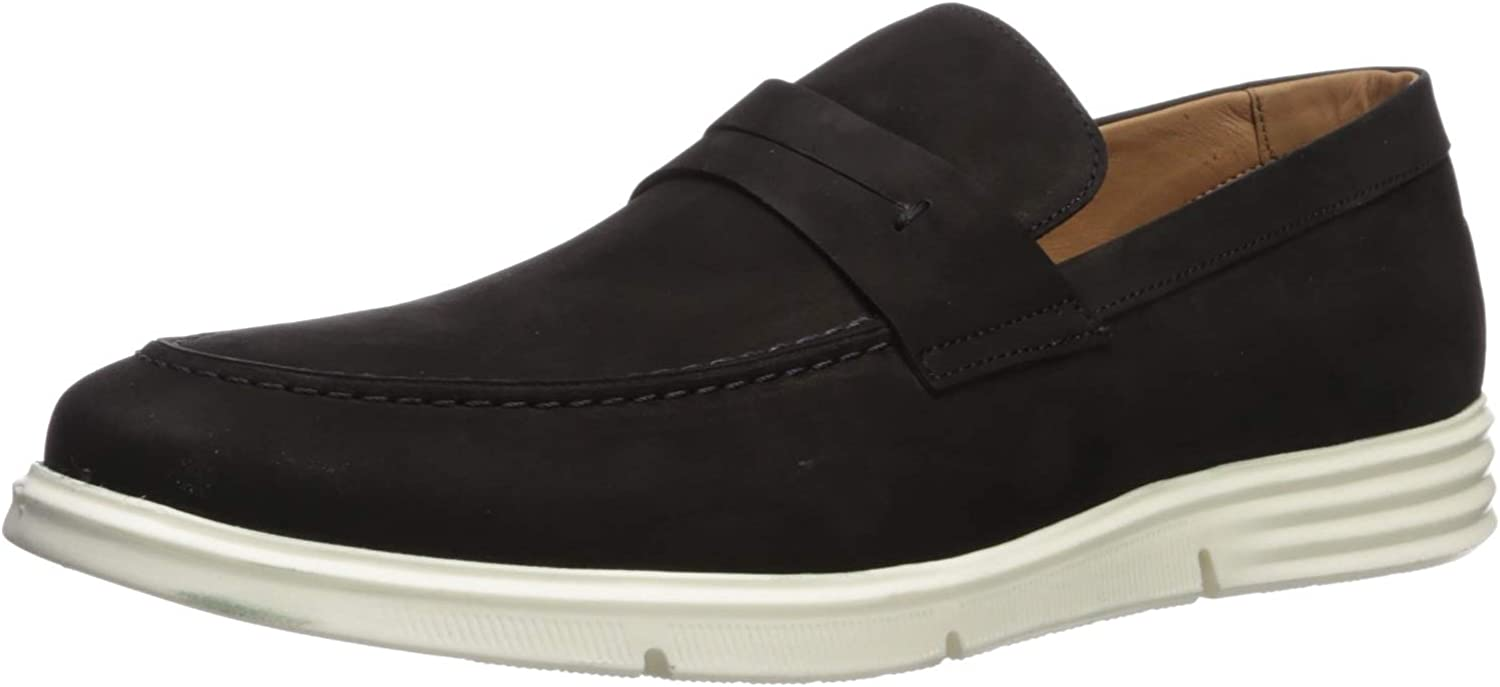Driver Club USA Men's Leather Made in Brazil New Haven Sneaker