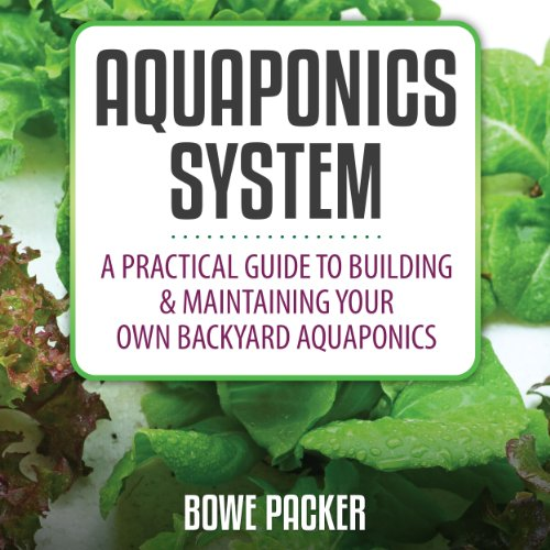 Aquaponics System audiobook cover art