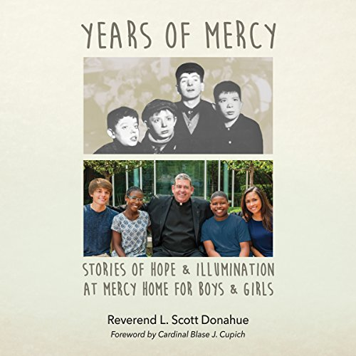 Years of Mercy audiobook cover art
