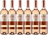 Beronia Rosado – Vino D.O.Ca. Rioja – 6 botellas de 750 ml – Total: 4500 ml