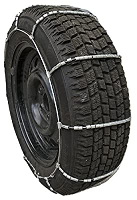 TireChain.com Compatible with Subaru Crosstrek Hybrid Touring Cable Tire
