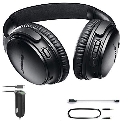 Bose QuietComfort 35 II (QC35 II) Headphones Black