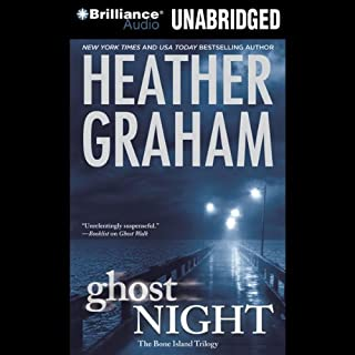 Ghost Night audiobook cover art