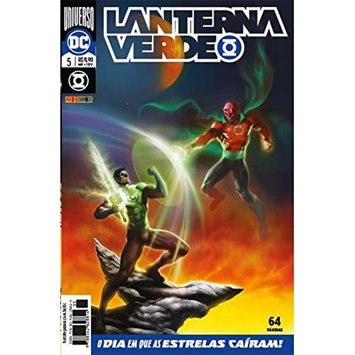 Lanterna Verde: Universo DC - 5: O dia em que as estrelas caíram!