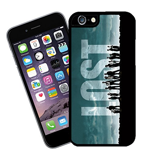 Lost, TV Show phone case - This cover will fit Apple model iPhone 7 (not 7 plus) - By Eclipse Gift Ideas