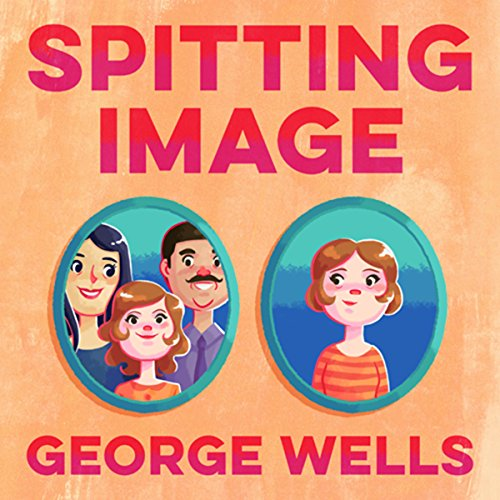 Spitting Image audiobook cover art