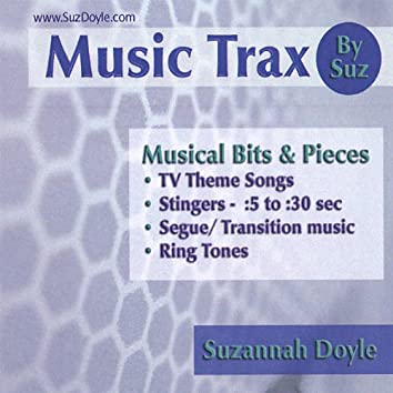 Music Trax By Suz: Musical Bits & Pieces