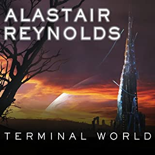 Terminal World audiobook cover art