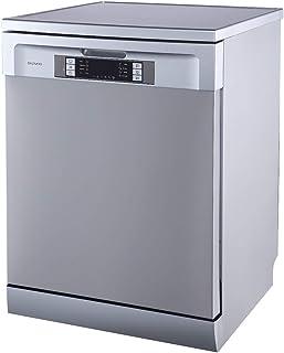 Daewoo Dishwasher 8 Programms 14 Place sitting Silver. DDW-M1413